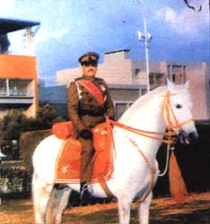 Birendra Bir Bikram Shah Dev, late King of Nepal